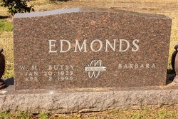William Marion Butsy Edmonds