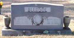 Walter Lee Bledsoe
