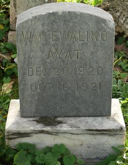 William Ewaliko Ayat