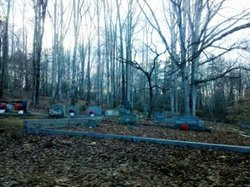 High Shoals Baptist Cemetery