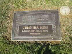 Everett Frank Mies