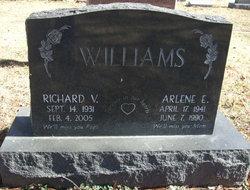Richard Victor Dick Williams