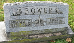 Edna Clara <i>Mouser</i> Bower