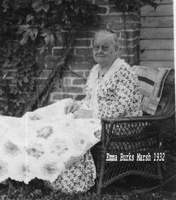 Emma Louisa <i>Burke</i> Marsh