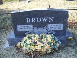 Dorothy Nadine <i>Farmer</i> Brown