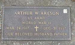 Arthur W Areson