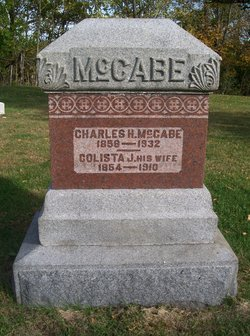 Colista J McCabe