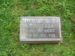 Samuel McCarty