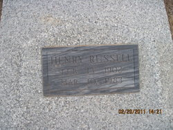 Henry Lincoln Russell