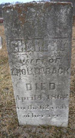Charity V <i>Johnson</i> Hollenback