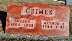 Arthur H Grimes