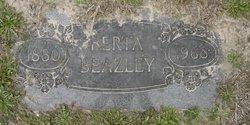 Berta Pearl <i>Pennington</i> Beazley