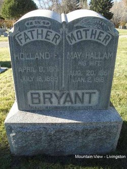 May <i>Hallam</i> Bryant