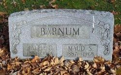 Maud Sarah <i>Unger</i> Barnum