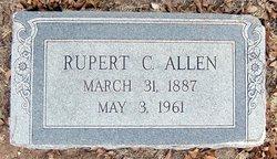 Rupert Cecil Allen