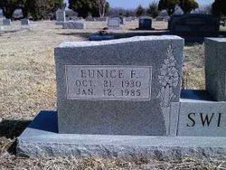 Eunice Faye DOODLEBUG <i>Roberson</i> Swindle