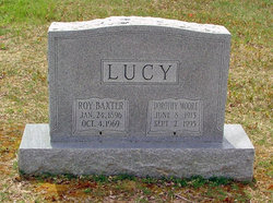 Roy Baxter Lucy