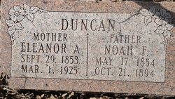 Eleanor Ann <i>Carr</i> Duncan