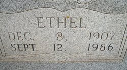 Ethel <i>Norris</i> Allen