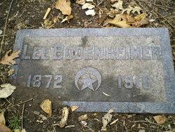 Leopold Lee Bodenheimer
