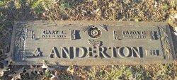 Freda G <i>German</i> Anderton