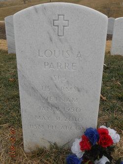 Louis Andrew Louie Parre