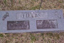 Thomas Jefferson Tom Fields