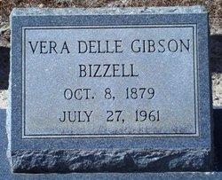 Vera Delle <i>Garrick</i> Bizzell