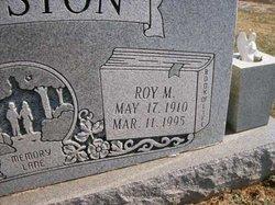 Roy M Johnston