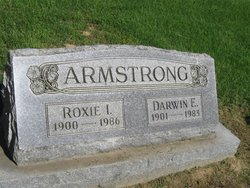Roxie I. Armstrong