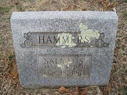 Sarah Alice Sallie <i>Schwyhart</i> Hammers