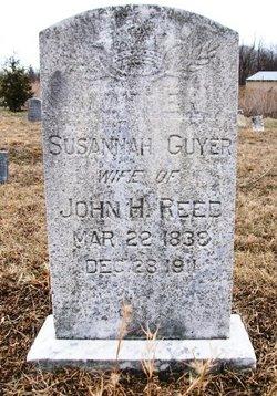 Susannah <i>Guyer</i> Reed