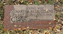 Martha Allie <i>Jeffords</i> Collins