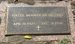 Hazel <i>Moorehead</i> Bitting