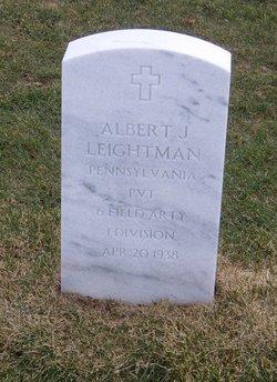 Albert Leightham