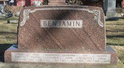 John Rosecrans Benjamin