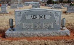 Cecil Gooden Akridge