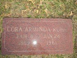 Cora Arminda <i>Dennis</i> Ruhl