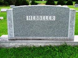 Edward A. Hebbeler