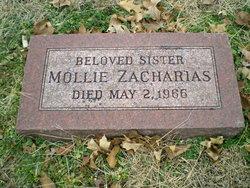 Mollie Zacharias