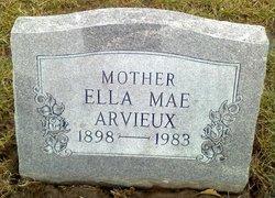 Ella Mae <i>Sickler</i> Arvieux