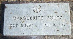 Margerite Foutz