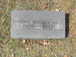 Bonnie Mae <i>Massey</i> Hale
