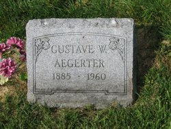 Gustave W Aegerter