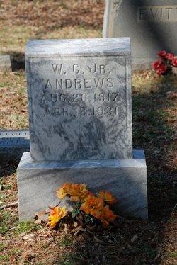 William Calvin Andrews, Jr