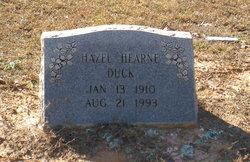 Hazel Elaine <i>Hearne</i> Duck