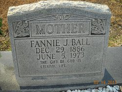 Fannie J Ball