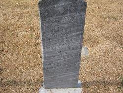 Martha L. <i>Hays</i> Allred