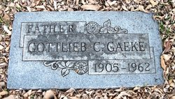 Gottlieb Charles Gaeke
