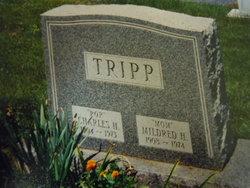 Mildred Hulda Millie <i>Van Riper</i> Tripp